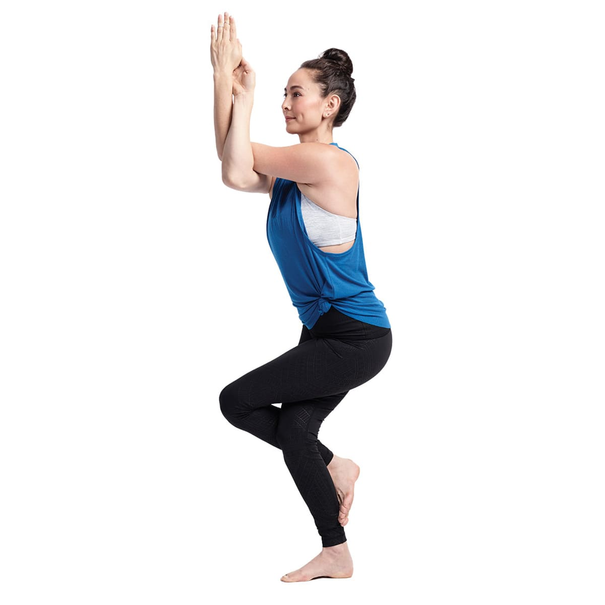 Garudasana – The Eagle Pose - Yoga, Health & Fitness Blog